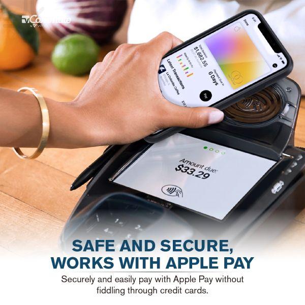 vCommute iPhone 12 Mini Wallet Case