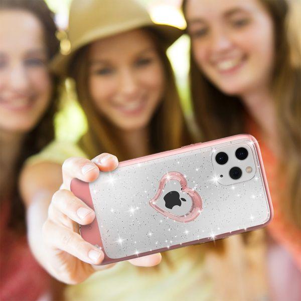 vLove iPhone 12 Pro Glitter Case