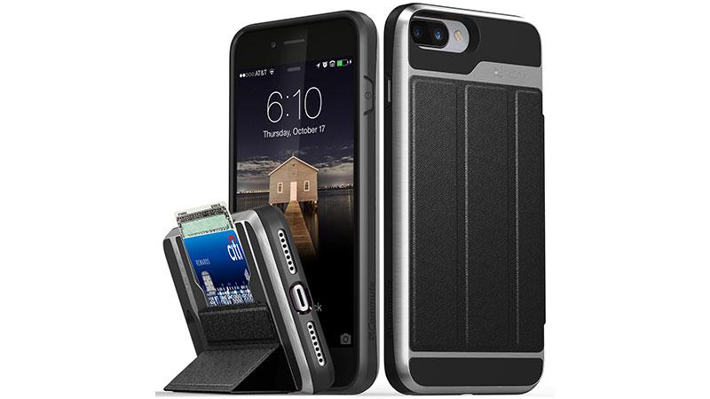 VENA iPhone 8 Plus Wallet Case vCommute