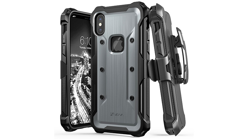Lightweight Vena vArmor case offers heavy protection for iPhone X with no bulk