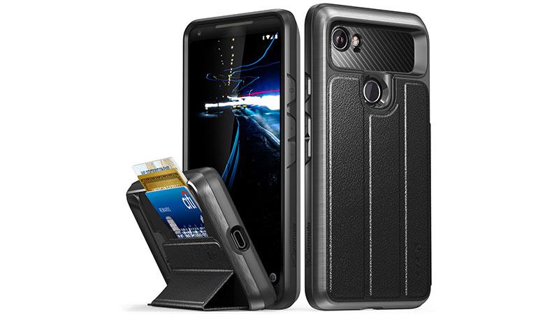 بررسی اجمالی کیس موبایل Vena Wallet Case Vcommut (وقتی گوشی Pixel 2 Xl شما در حد تانک مقاوم می شود)