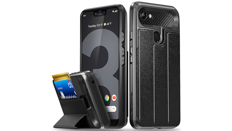 Protect Your New Google Pixel 3 and 3 XL with Vena's Popular vCommute Case