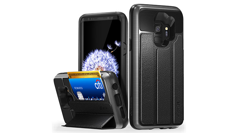 Protect Your New Samsung Galaxy S9 and S9+ with vCommute and vArmor Cases