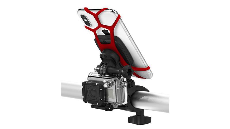 Kool Tools: 6Netic Magnetic Bike Smartphone Mount