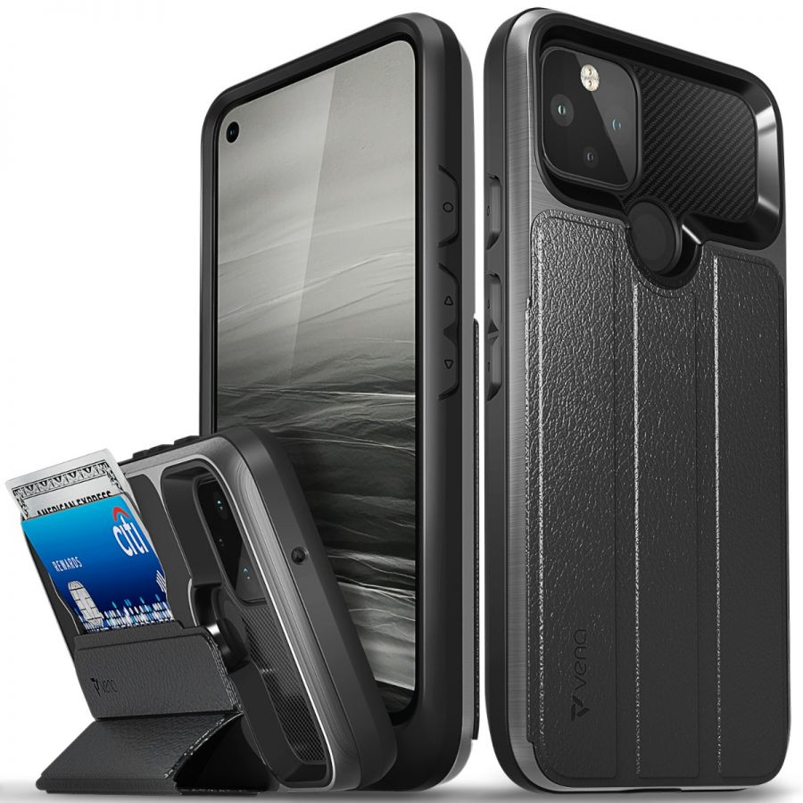 Vena Debuts Popular vCommute Wallet Case For New Google Pixel 5 And Pixel 4a 5G
