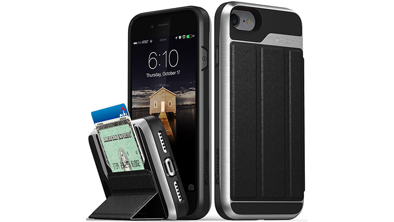 Top iPhone 7 cases with a card holder, so you can leave your wallet at home!