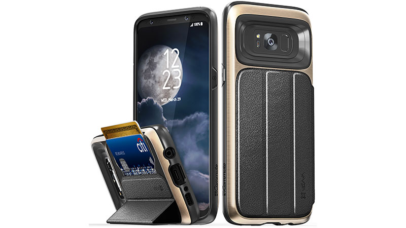 Best Samsung Galaxy S8, S8+ Case for Forgetful People?