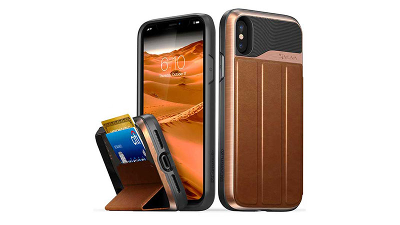 Vena Launches Rugged yet Colorful iPhone X Cases